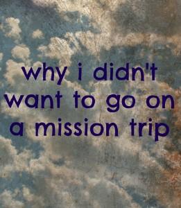 mission trip