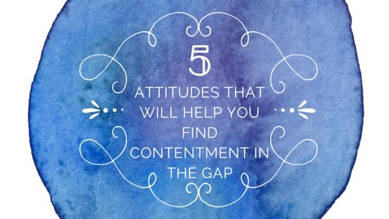 5 Attitudes that will