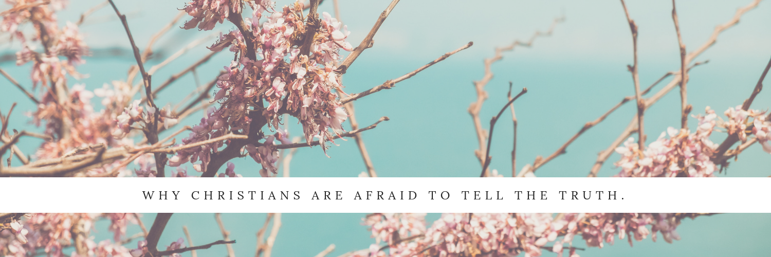 Why Christians Are Afraid to Tell the Truth